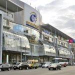 ТЦ Европейский в Москве: главный вход